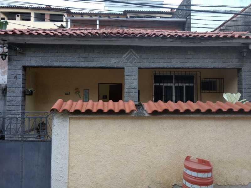 FACHADA - Casa de Vila 2 quartos à venda Taquara, Rio de Janeiro - R$ 430.000 - PECV20002 - 1