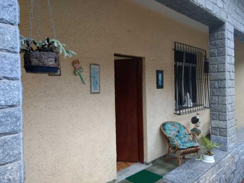 VARANDA - Casa de Vila 2 quartos à venda Taquara, Rio de Janeiro - R$ 430.000 - PECV20002 - 3