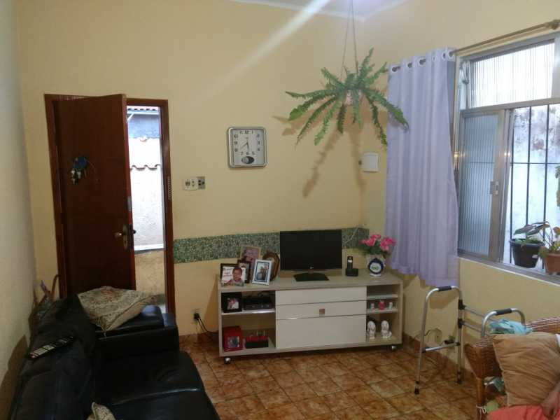 SALA - Casa de Vila 2 quartos à venda Taquara, Rio de Janeiro - R$ 430.000 - PECV20002 - 4