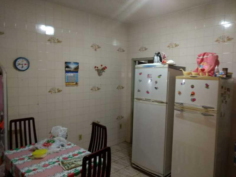 COZINHA - Casa de Vila 2 quartos à venda Taquara, Rio de Janeiro - R$ 430.000 - PECV20002 - 7