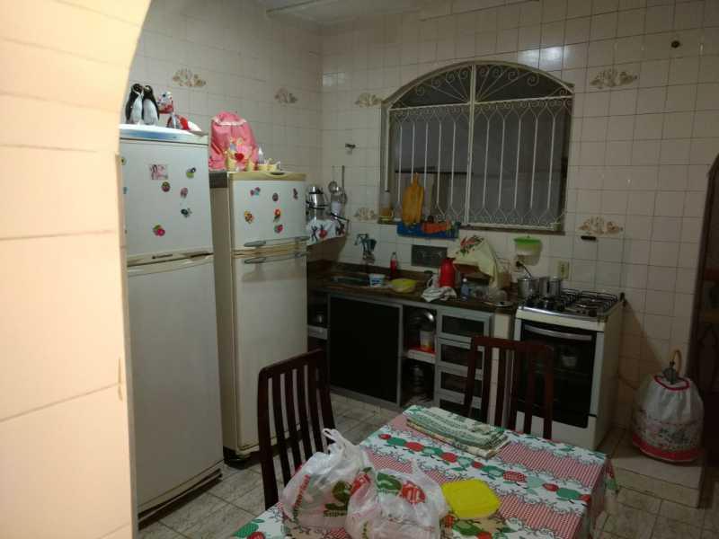 COZINHA - Casa de Vila 2 quartos à venda Taquara, Rio de Janeiro - R$ 430.000 - PECV20002 - 8