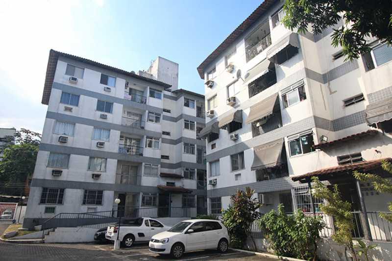 1 - Apartamento Pechincha, Rio de Janeiro, RJ À Venda, 2 Quartos, 65m² - PEAP20065 - 1