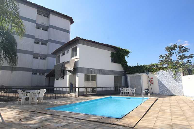 2 - Apartamento Pechincha, Rio de Janeiro, RJ À Venda, 2 Quartos, 65m² - PEAP20065 - 3