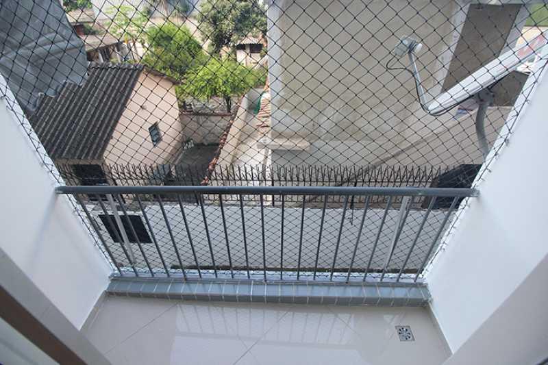 5 - Apartamento Pechincha, Rio de Janeiro, RJ À Venda, 2 Quartos, 65m² - PEAP20065 - 6