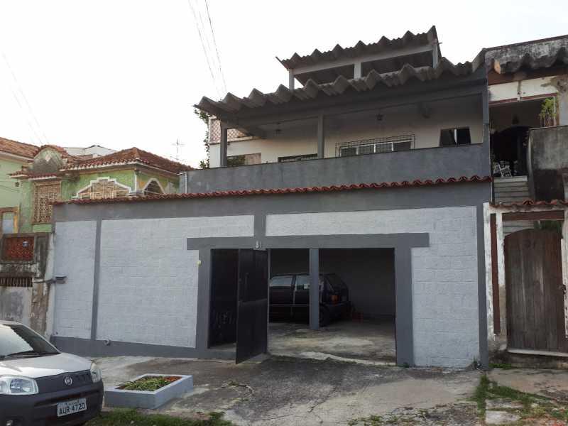 A - Casa Oswaldo Cruz, Rio de Janeiro, RJ À Venda, 3 Quartos, 128m² - PECA30005 - 1