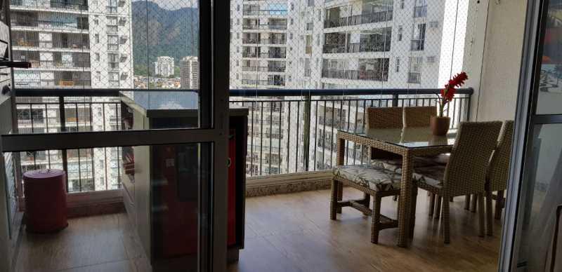 IMG-20180724-WA0052A - Apartamento 4 quartos à venda Barra da Tijuca, Rio de Janeiro - R$ 1.450.000 - PEAP40002 - 4
