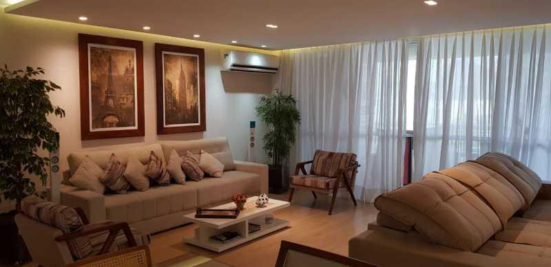 IMG-20180724-WA0053 - Apartamento 4 quartos à venda Barra da Tijuca, Rio de Janeiro - R$ 1.450.000 - PEAP40002 - 5