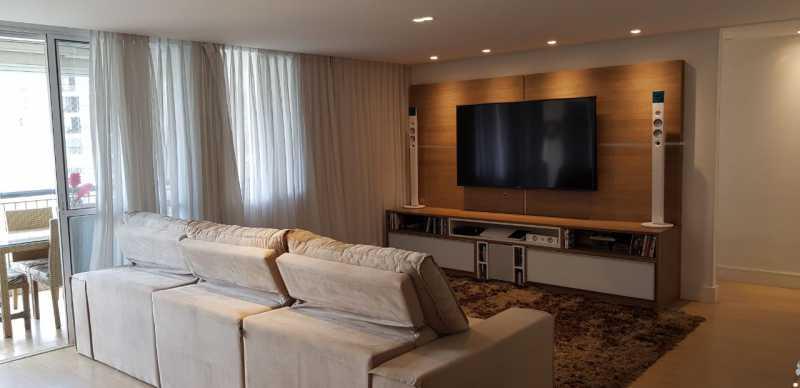 IMG-20180724-WA0054 - Apartamento 4 quartos à venda Barra da Tijuca, Rio de Janeiro - R$ 1.450.000 - PEAP40002 - 7