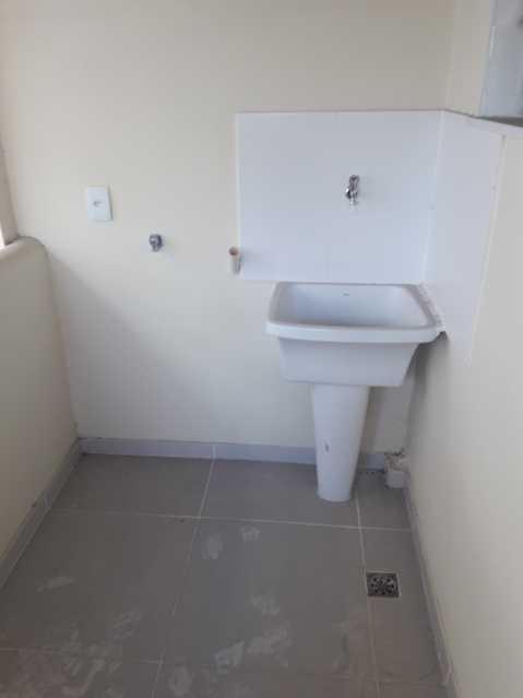 20180922_144739 - Casa de Vila Para Alugar - Freguesia (Jacarepaguá) - Rio de Janeiro - RJ - PECV20003 - 21