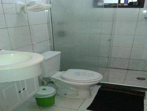 BANHEIRO SOCIAL - Apartamento 2 quartos à venda Curicica, Rio de Janeiro - R$ 280.000 - PA21096 - 6