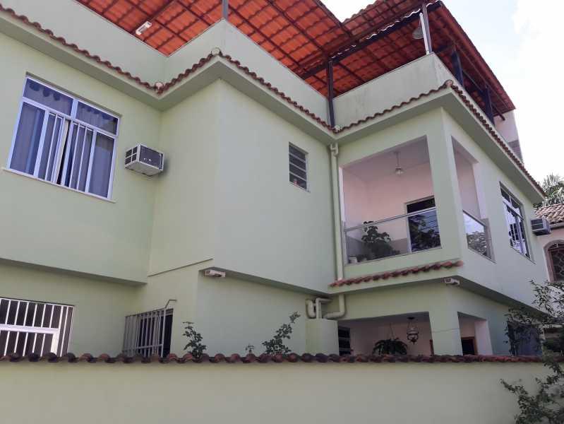 1 - Casa em Condominio Pechincha,Rio de Janeiro,RJ À Venda,2 Quartos,160m² - PECN20010 - 1