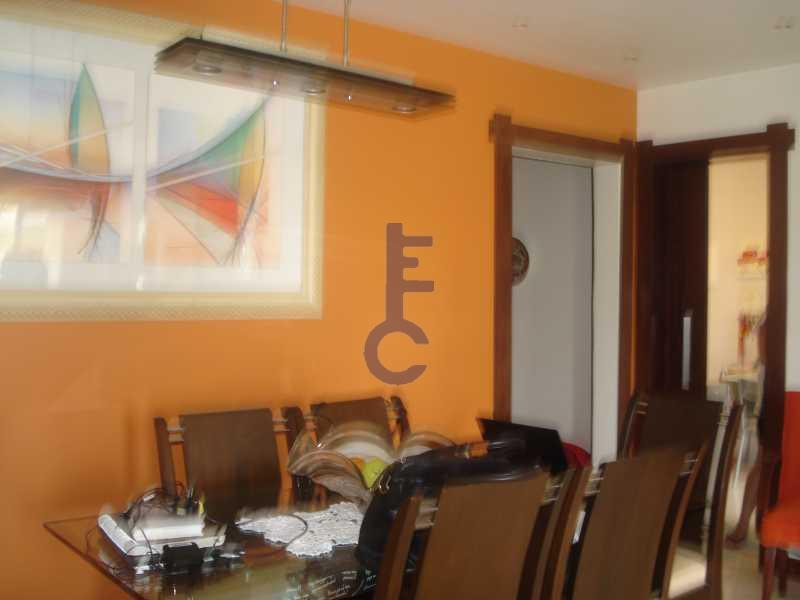 2 - sala - Apartamento À VENDA, Grajaú, Rio de Janeiro, RJ - EC3886 - 3