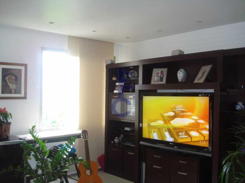 3 - sala - Apartamento À VENDA, Grajaú, Rio de Janeiro, RJ - EC3886 - 4
