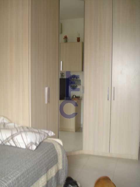 9 - quarto - Apartamento À VENDA, Grajaú, Rio de Janeiro, RJ - EC3886 - 8