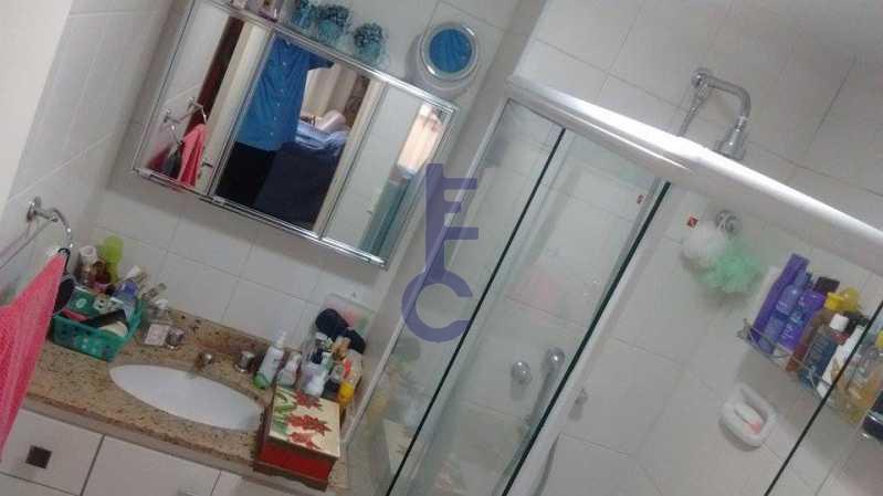 07 - 2 Quartos suite vaga de garagem Infra Metro afonso pena. - EC20097 - 10