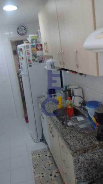12 - 2 Quartos suite vaga de garagem Infra Metro afonso pena. - EC20097 - 13