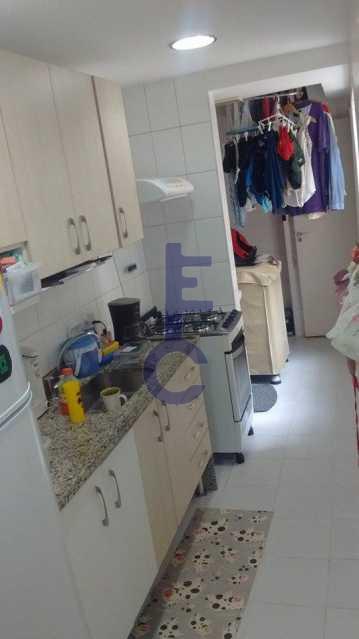 13 - 2 Quartos suite vaga de garagem Infra Metro afonso pena. - EC20097 - 14
