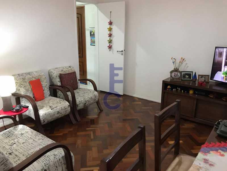 01 - Apartamento à venda Rua Padre Francisco Lanna,Vila Isabel, Rio de Janeiro - R$ 350.000 - EC20100 - 1