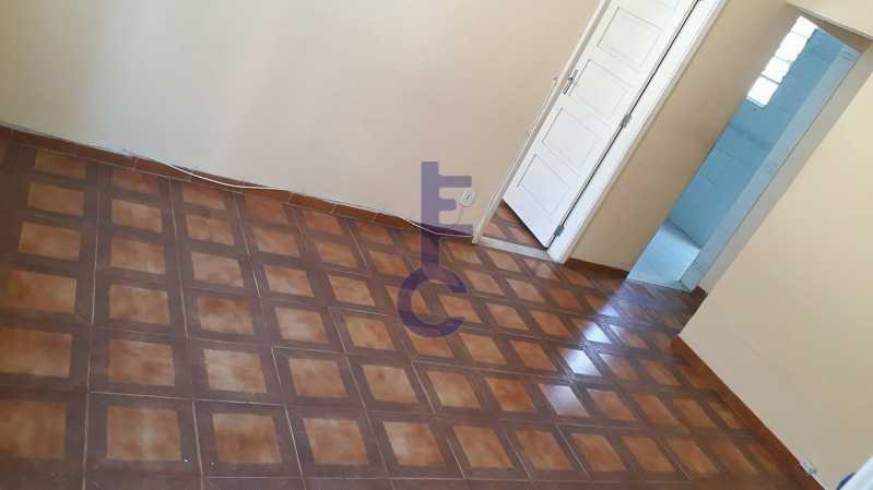 02 - Apartamento 2 quartos à venda Tijuca, Rio de Janeiro - R$ 650.000 - EC20108 - 1