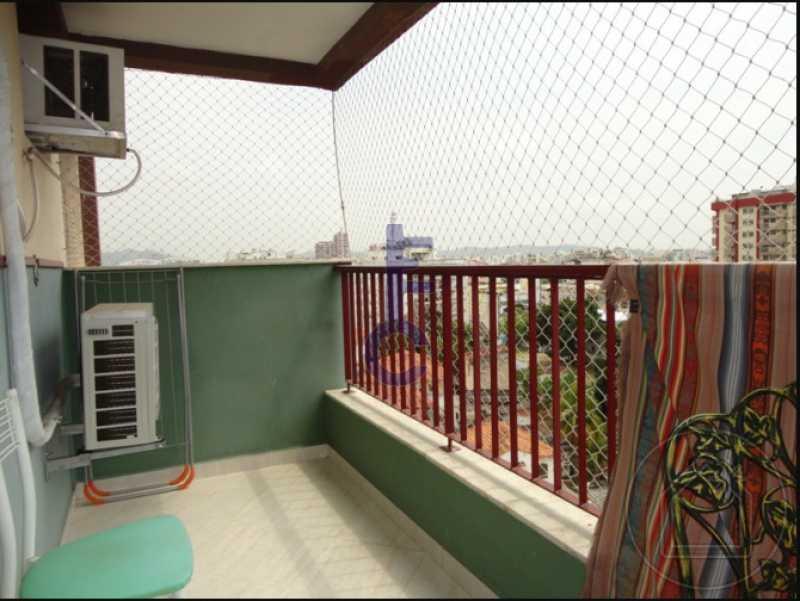 5 - Apartamento Lins de Vasconcelos,Rio de Janeiro,RJ À Venda,3 Quartos,80m² - EC20117 - 6
