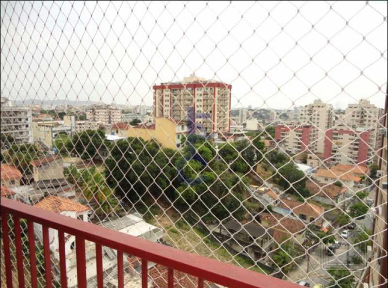 6 - Apartamento Lins de Vasconcelos,Rio de Janeiro,RJ À Venda,3 Quartos,80m² - EC20117 - 7