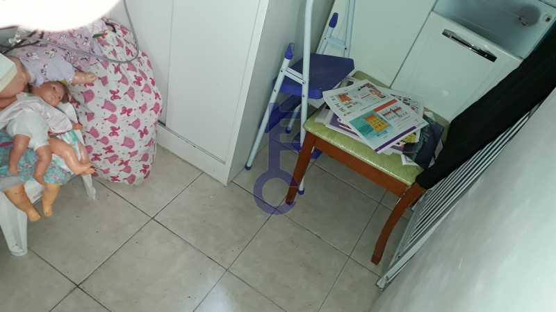 13 - 2 quartos proximo estação uruguai - EC20121 - 14
