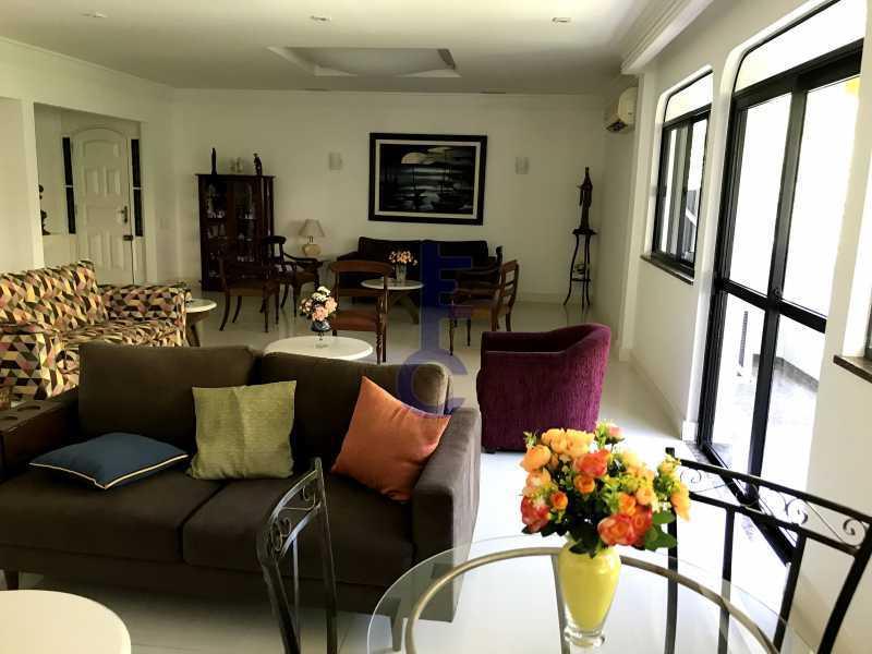 IMG_2297 - Apartamento 5 quartos para alugar Tijuca, Rio de Janeiro - R$ 5.000 - EC5019 - 5