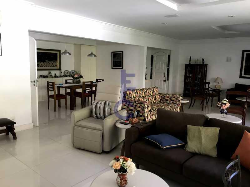 IMG_2298 - Apartamento 5 quartos para alugar Tijuca, Rio de Janeiro - R$ 5.000 - EC5019 - 6