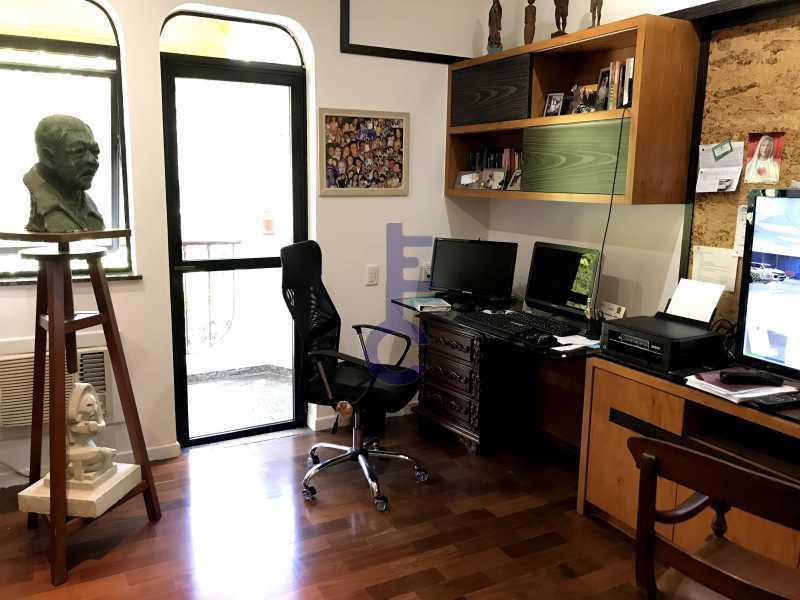 IMG_2305 - Apartamento 5 quartos para alugar Tijuca, Rio de Janeiro - R$ 5.000 - EC5019 - 9