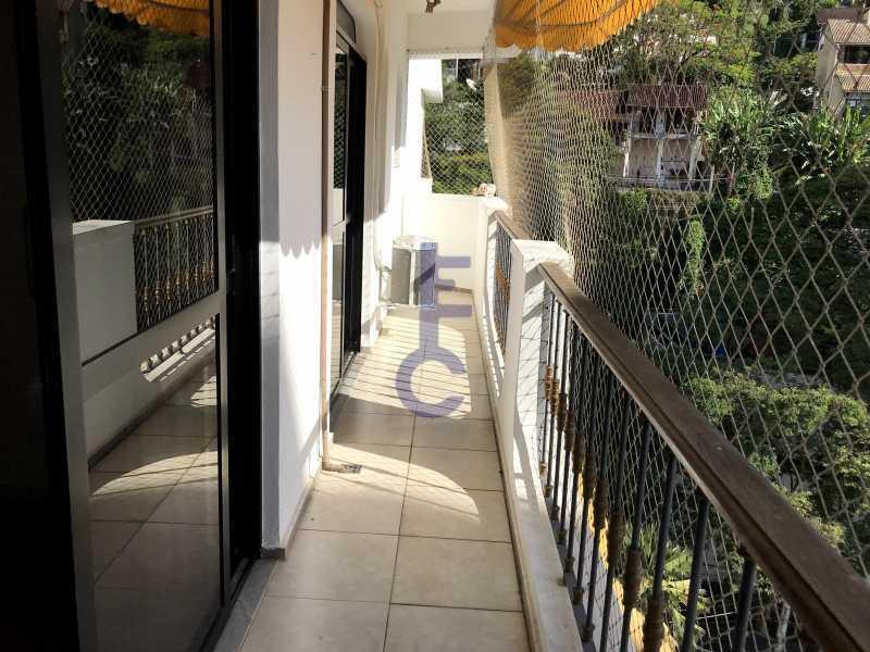 IMG_2345 - Apartamento 5 quartos para alugar Tijuca, Rio de Janeiro - R$ 5.000 - EC5019 - 1