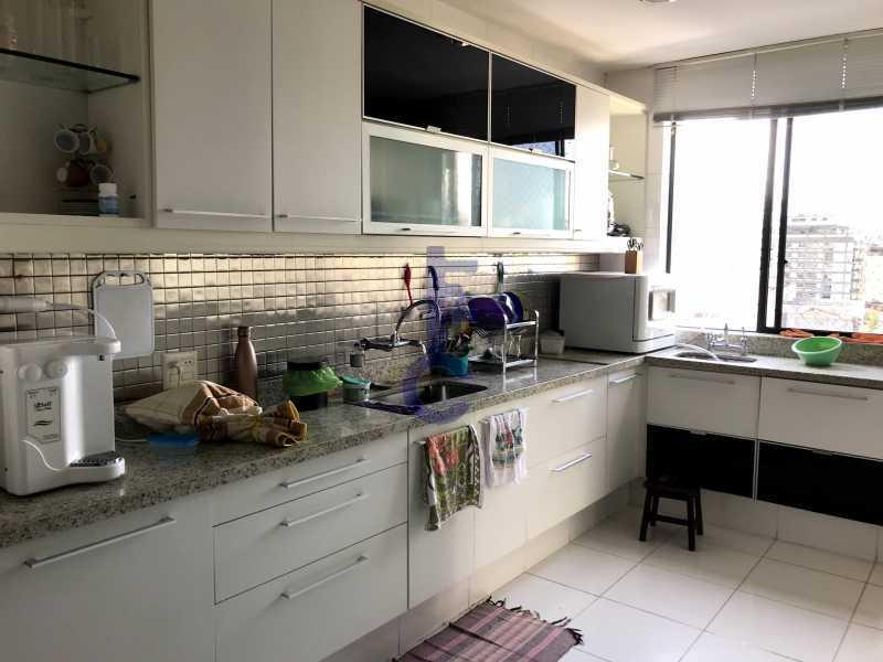 IMG_2352 - Apartamento 5 quartos para alugar Tijuca, Rio de Janeiro - R$ 5.000 - EC5019 - 25