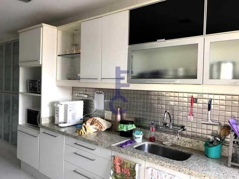 IMG_2356 - Apartamento 5 quartos para alugar Tijuca, Rio de Janeiro - R$ 5.000 - EC5019 - 26