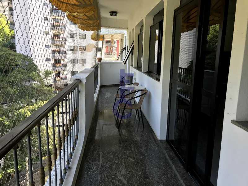 IMG_2379 - Apartamento 5 quartos para alugar Tijuca, Rio de Janeiro - R$ 5.000 - EC5019 - 3
