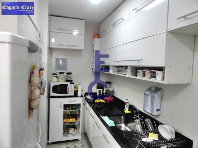 12 - Apartamento Rua General Roca,Tijuca,Rio de Janeiro,RJ À Venda,2 Quartos,78m² - EC2296 - 13