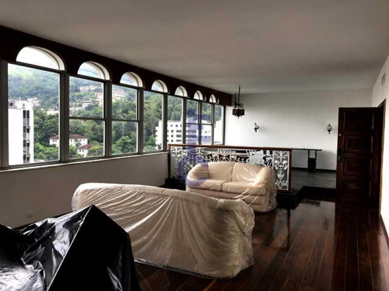 IMG_1104 - Apartamento 4 quartos para alugar Tijuca, Rio de Janeiro - R$ 5.000 - EC4201 - 6