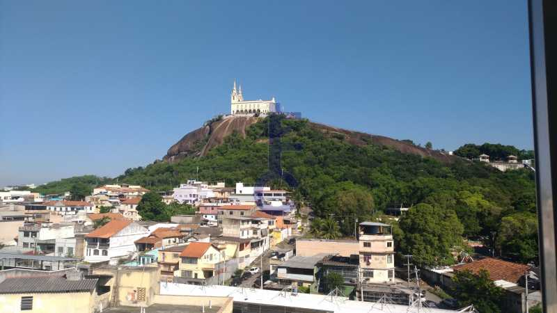 24 vista de todassalas - Sala Comercial 74m² à venda Penha Circular, Rio de Janeiro - R$ 280.000 - EC8237 - 1
