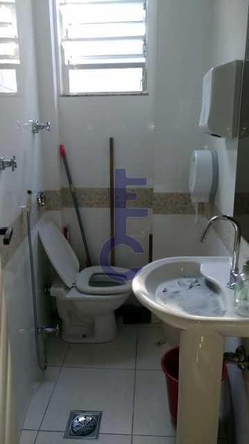 4 banh ao lado recepção - Sala Comercial 74m² à venda Penha Circular, Rio de Janeiro - R$ 280.000 - EC8237 - 15