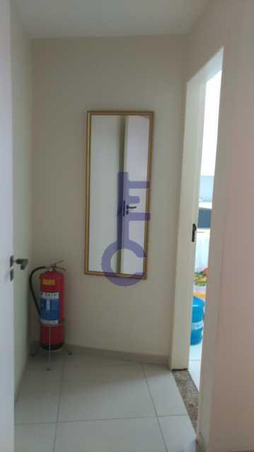 5 entrada cozinha - Sala Comercial 74m² à venda Penha Circular, Rio de Janeiro - R$ 280.000 - EC8237 - 17