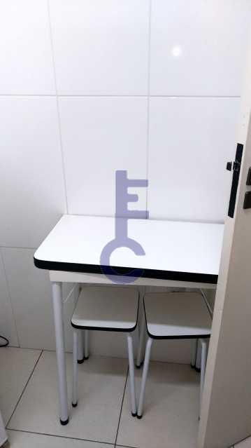 9 mesa cozinha - Sala Comercial 74m² à venda Penha Circular, Rio de Janeiro - R$ 280.000 - EC8237 - 21