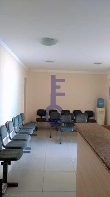 15 sala espera medicas - Sala Comercial 74m² à venda Penha Circular, Rio de Janeiro - R$ 280.000 - EC8237 - 4
