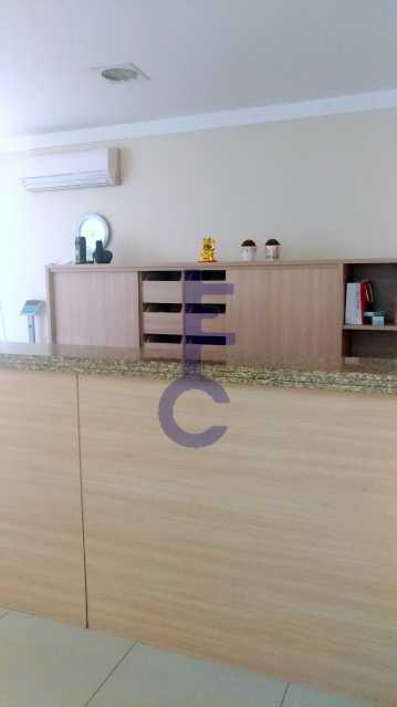 17 balcão recepção - Sala Comercial 74m² à venda Penha Circular, Rio de Janeiro - R$ 280.000 - EC8237 - 7