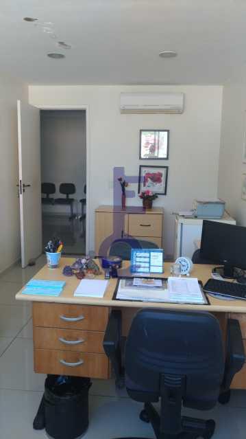23 entrada sl medica 2 - Sala Comercial 74m² à venda Penha Circular, Rio de Janeiro - R$ 280.000 - EC8237 - 14