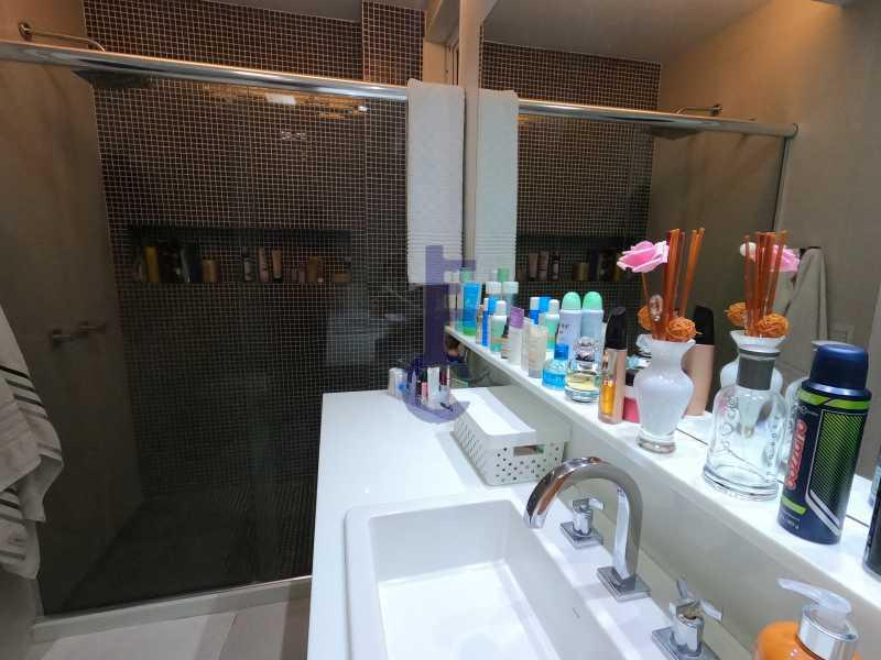 BANHEIRO SUITE - Varandão 3 Dormitorios 3 Vagas - EC3963 - 20