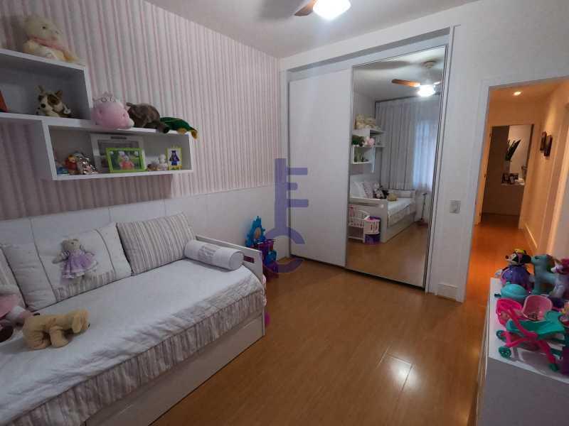 QUARTO - Varandão 3 Dormitorios 3 Vagas - EC3963 - 11