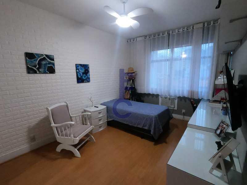 QUARTO - Varandão 3 Dormitorios 3 Vagas - EC3963 - 15