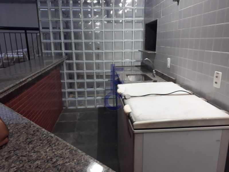 26 - 2 Quartos Afonso Penna Metro - EC20158 - 25