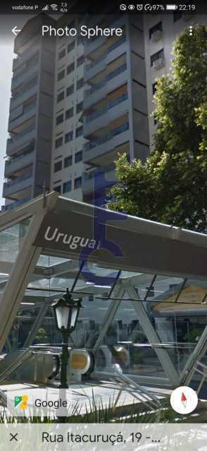 WhatsApp Image 2021-04-27 at 1 - 2 Quartos Metro Uruguai - EC20163 - 1