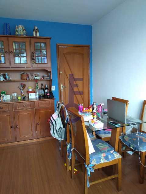 WhatsApp Image 2021-05-28 at 0 - 3 Quartos Infra estrutura Shopping Tijuca - EC20164 - 4