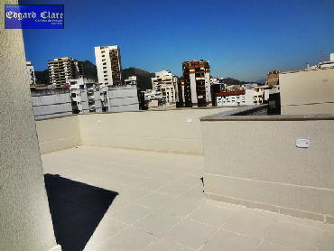 FOTO2 - Cobertura 2 quartos à venda Tijuca, Rio de Janeiro - R$ 1.393.000 - EC6183 - 3
