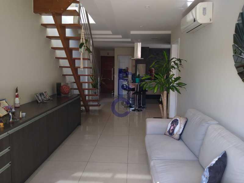 WhatsApp Image 2021-06-10 at 1 - Cobertura Duplex Shoping Tijuca - EC6186 - 4